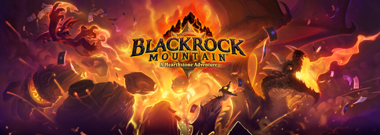 Blackrock Mountain: A Hearthstone Adventure Announced at PAX East!