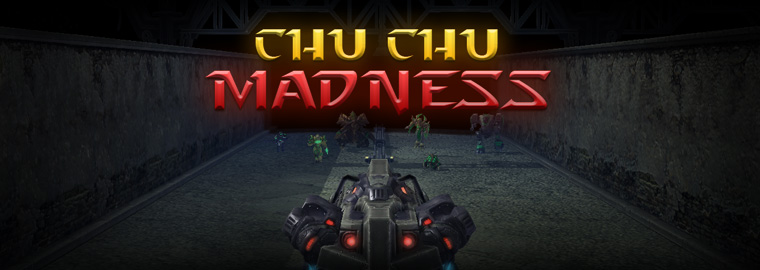 Destaque do Arcade: Chu Chu Madness