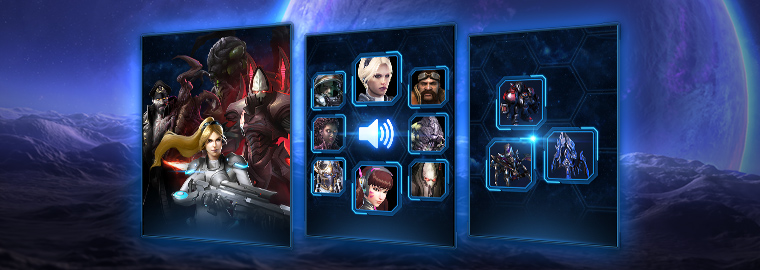 New Commander, Announcer, and Skin Bundles