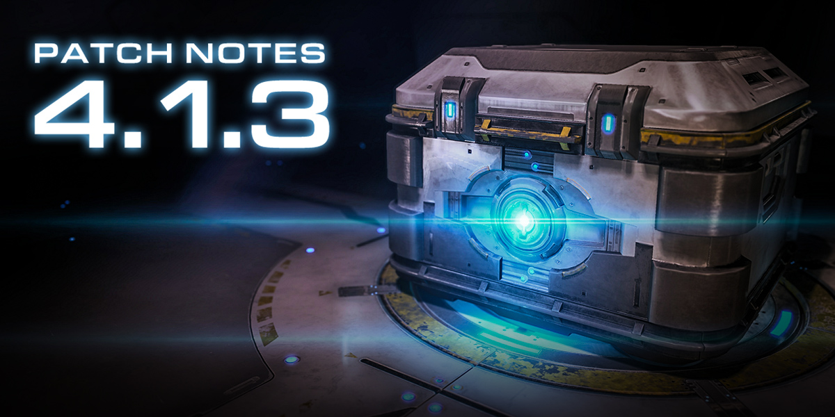 StarCraft 4.1.3 Patch Notes