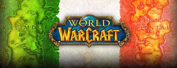 Italian Version of World of Warcraft is Coming to Europe