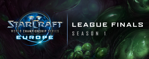 WCS Europe Season 1 League Finals On the Horizon