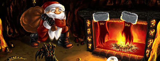 Blizzard Holiday Card Contest 2011