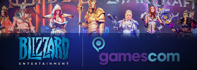 Sign Up Now For Our gamescom Contests!