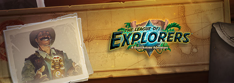 The League of Explorers is Now Live!