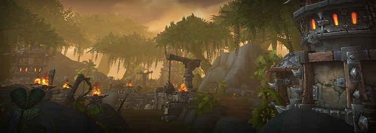 Tanaan Jungle: Assault on Another World