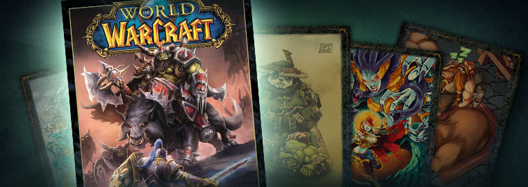 World of Warcraft Tribute Art Book Now Available