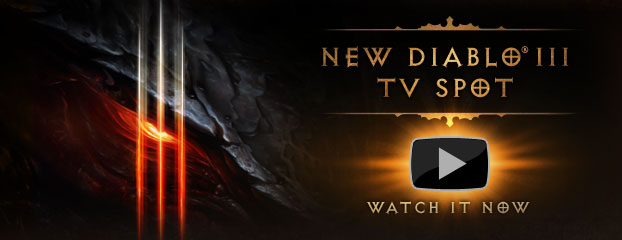Diablo III TV Spot – Watch it Now