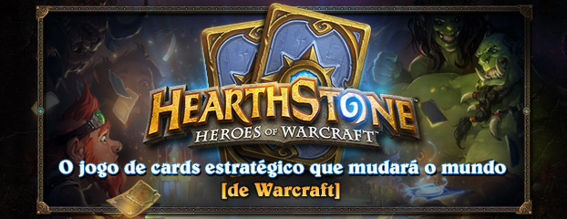 Hearthstone: Heroes of Warcraft revelado na Pax East