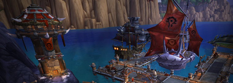Patch 6.2 Preview – To the Shipyard!