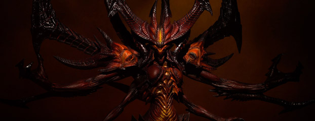 Sideshow Unleashes the Diablo Statue – Pre-Orders Now Open