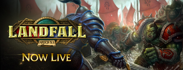 5.1: Landfall Now Live