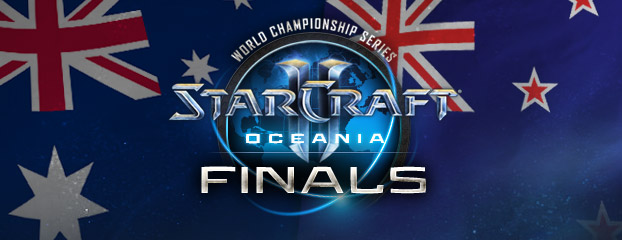 WCS Oceania Finals/Australia Nationals