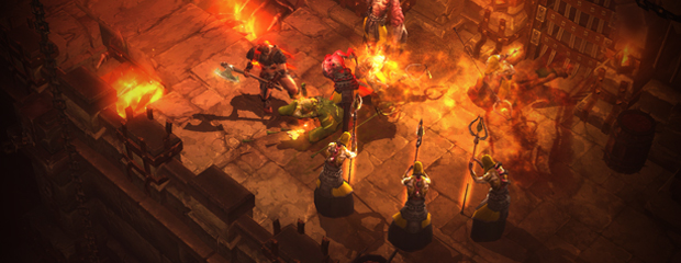 Diablo III Beta Key Sweepstakes