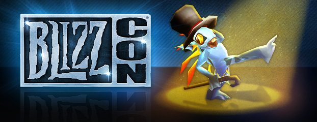 Enter the BlizzCon 2013 Talent Contest!