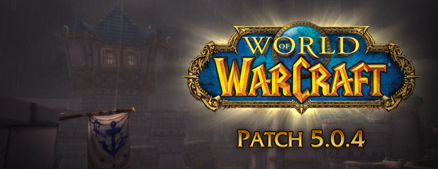 World of Warcraft 5.0.4 - Note d'aggiornamento