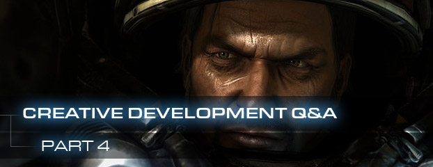 StarCraft II Creative Development Q&A - Part 4