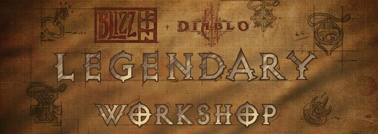 Warsztaty Przedmiotów Legendarnych na BlizzConie