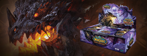 WoW TCG: Twilight of the Dragons Now In Stores
