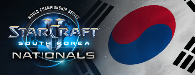 WCS Korea Nationals - Three Rise To the Top
