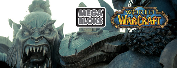 The Making of Mega Bloks World of Warcraft Video