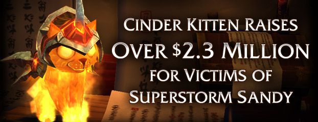 Cinder Kitten Raises More Than $2.3 Million
