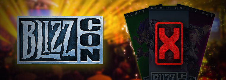 BlizzCon Benefit Dinner Tickets Sold Out