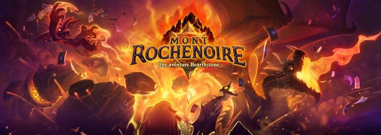 Mont Rochenoire : une aventure Hearthstone dévoilée à la PAX East