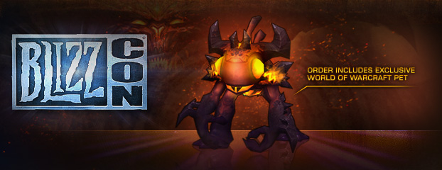 BlizzCon 2011 World of Warcraft Pet: Meet Murkablo