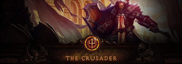 Diablo iii: Reaper of souls � the crusader arrives