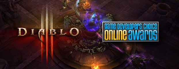 "Diablo III Wins ""Best Audio"" at GDC Online"