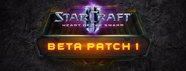 Heart of the Swarm Beta Patch 2.0.1 Notes