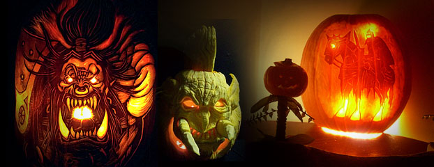 2012 Pumpkin Contest Winners