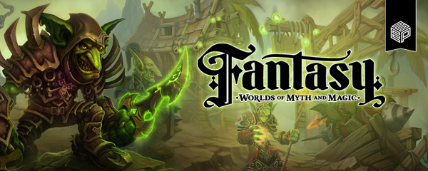Fantasy: Worlds of Myth and Magic Exhibit
