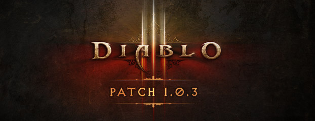 Patch 1.0.3 Now Live
