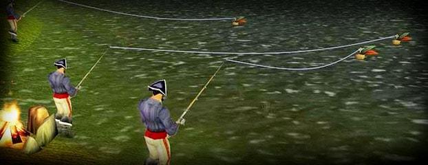 вов где ловить омара