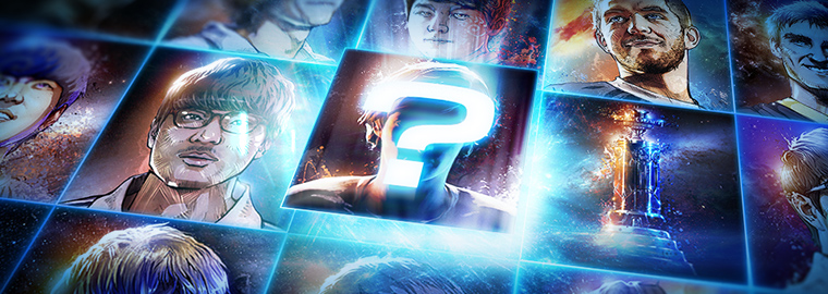 WCS Top 16 Portraits Have Arrived for StarCraft II!