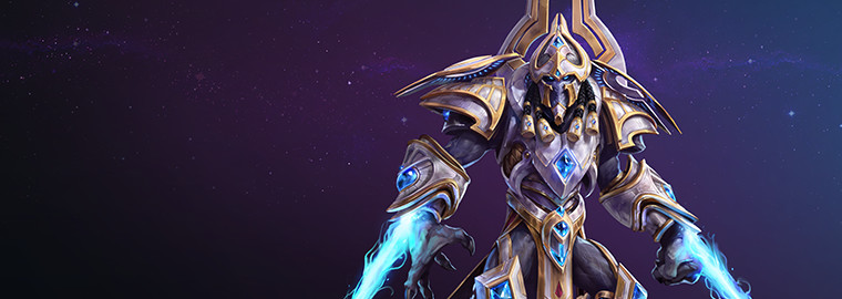 Unlock Artanis in Heroes with Legacy of the Void