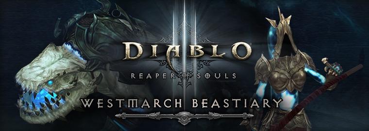 Первый взгляд на Reaper of Souls: бестиарий Вестмарша