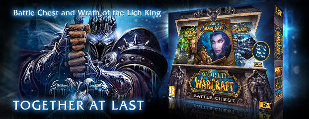 Battle Chest and Wrath of the Lich King — Together at Last!