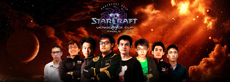 Vengeance Cup Finals in Thailand This Weekend
