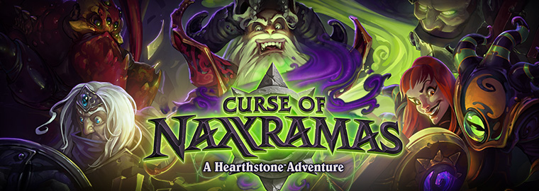 Curse of Naxxramas™ Now Live . . . Er, Undead!
