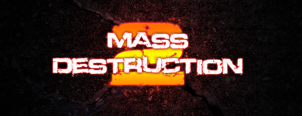 Arcade Highlight: Mass Destruction 2