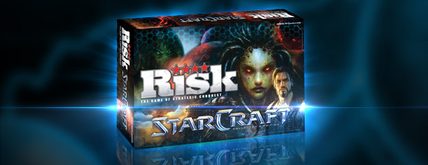 RISK: StarCraft Now on Sale: Preview of Faction/Territory Cards