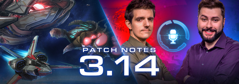 StarCraft II: Legacy of the Void 3.14.0 Patch Notes