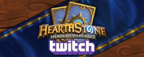 Hearthstone Live Stream: Community Choice - Live Today!