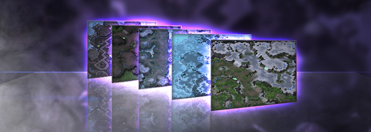 New Maps for 2013 Ladder Season 5