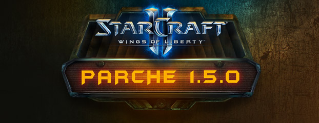 ¡El parche 1.5.0 de StarCraft II: Wings of Liberty ya está en vivo!
