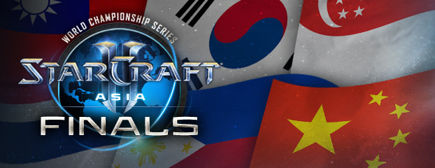 Announcing the WCS Asia Finals Oct. 13-14 in Shanghai