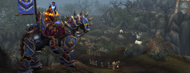 Patch 4.2: New PvP Mounts for Rated Battlegrounds